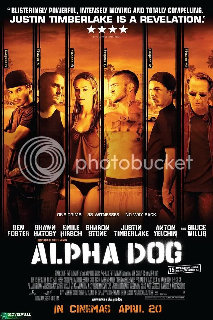 Poster do filme Alpha Dog