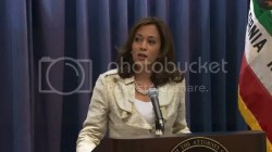Kamala Harris discusses Prop8 ruling