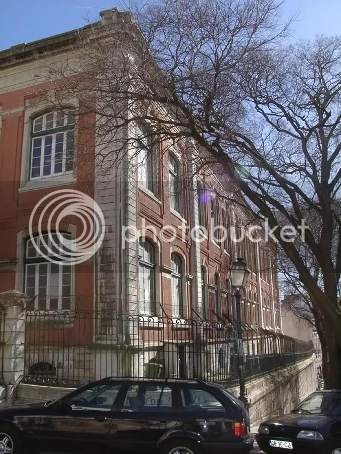 Antigo Liceu Passos Manuel - Lisboa