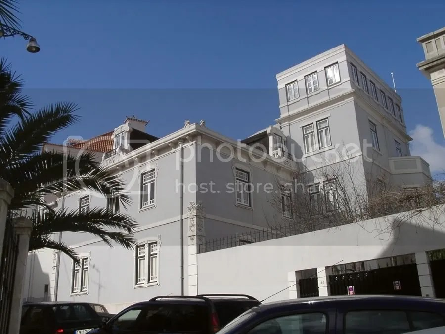 Rua Senhora do Monte - Lisboa