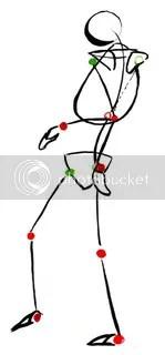 pelota y palotes en acción