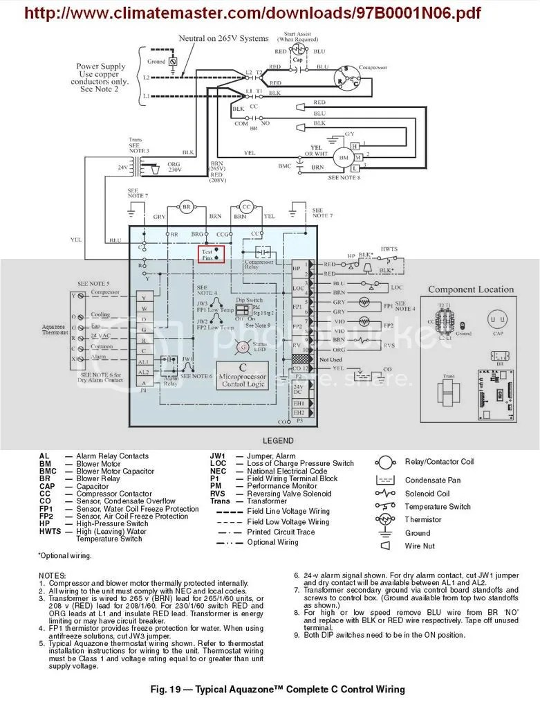 Carrier 50RVC_zpsixs2t0rb?resize\\\=781%2C1024 carrier heat pump wiring diagram & amazing carrier heat pump air source heat pump wiring diagram at love-stories.co