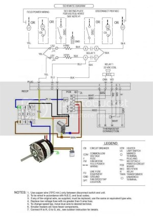 X13 ECM to PSC Blower Motor Conversion  Page 2