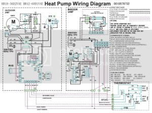 Heat pump pressor Fan wiring  DoItYourself