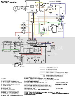 Carrier 58SSB diagram  DoItYourself Community Forums