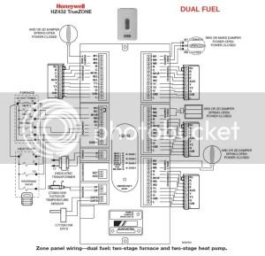 Old Honeywell Heat Pump Thermostat | Wiring Diagram Database
