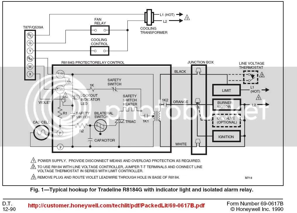 Wiring Fan Control Relay