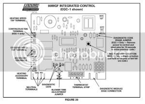 Lennox 80MGF Gas Furnace Question  HVAC  DIY Chatroom