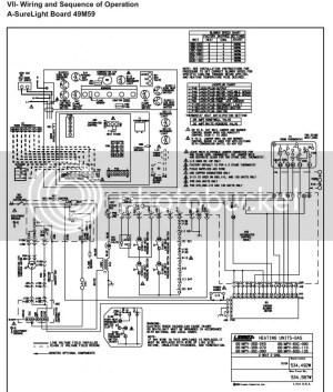 URGENT  Lennox G61MPV furnace schematic  DoItYourself Community Forums