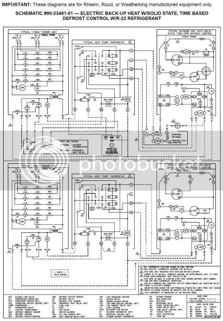 Trane Heat Pump Low Voltage Wiring Diagram : Pro t thermostat wiring diagram line voltage