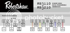 Robertshaw 9520 Thermostat Wiring Diagram  Somurich