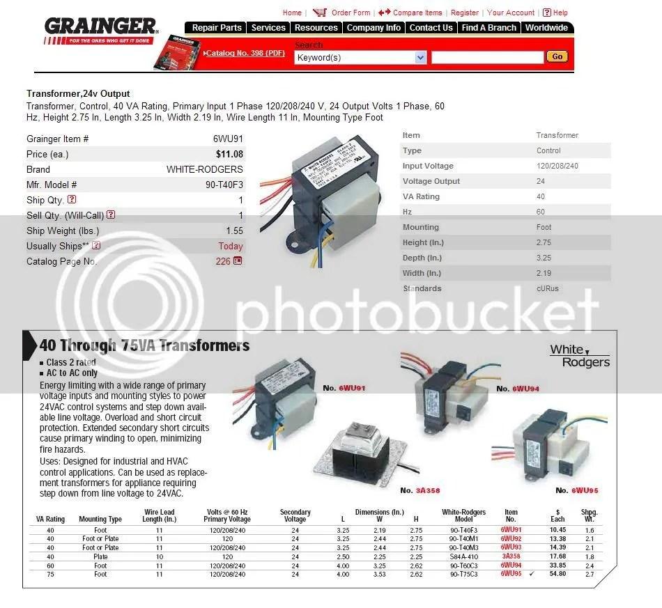 120 Volt To 24 Ac Transformer Wiring Diagram Electrical Hvac Free Picture Circuit Symbols U2022