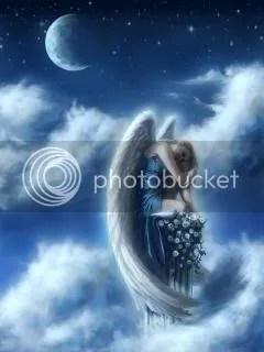 Andjeo na nebu