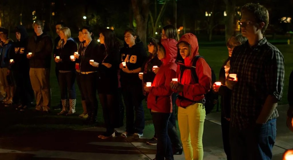 photos boston photo: Students Gather for Candlelight Vigil, Honor Victims of Boston Marathon Blasts 902767_10152761623495721_1790357392_o.jpg
