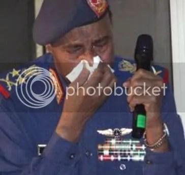 Defense minister Abdel-Rahim Mohamed Hussein