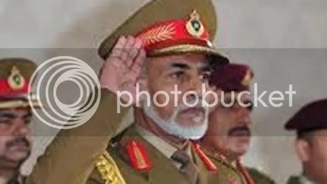 Kuwait Chief of Staff of the Army Lt-General Ahmad Al-Khalid Al-Sabah
