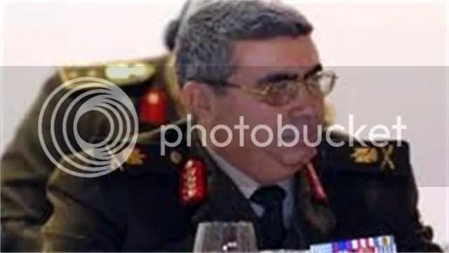 Major-General Tarek el-Mahdi