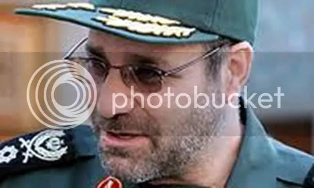 Mohammad Reza Zahedi IRGC