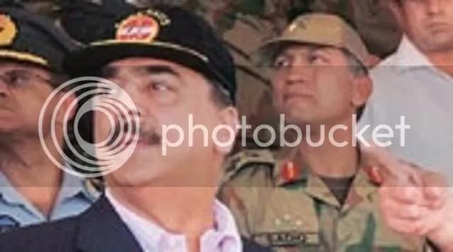 ISI Chief Zaheer ul Islam