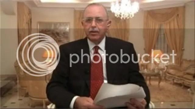 Interim Prime Minister Abdurrahim al-Keib of Libya