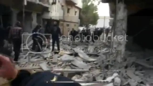 Airstrike from Egypt on Derna, Libya, February 16