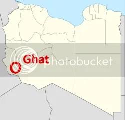 Ghat, Ghwat, Libya