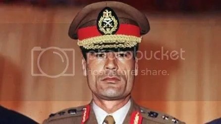 Gaddafi swapped into a series of Land Cruiser cars. 'They're going to Sabha.""