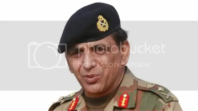 Chief of Army Staff General Ashfaq Parvez Kayani