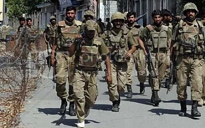 . Security forces have intensified their actions in Quetta and other parts of Balochistan after the announcement of National Action Plan to combat terrorism in the country. The crack-down against the militants has increased in the province in the aftermath of the terrorist attack on a school of Peshawar on December 16. -