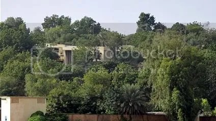 Villa Verde, niamey, Niger on Presidential grounds