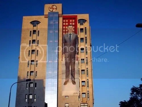 Tala Towers, Al-Mezzeh District, Damascus, Syria