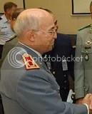 Lt. General Abdelaziz Bennani (Chief of Defence Morocco)
