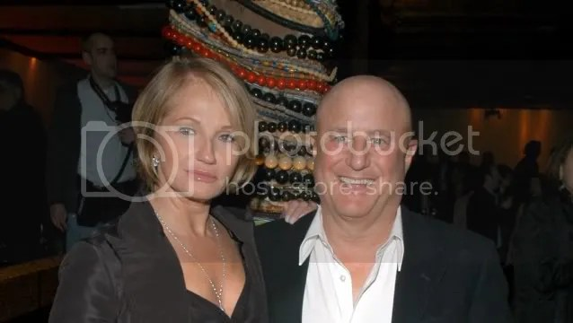 ronald perelman and ellen barkin