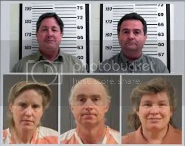 Church leaders arrested