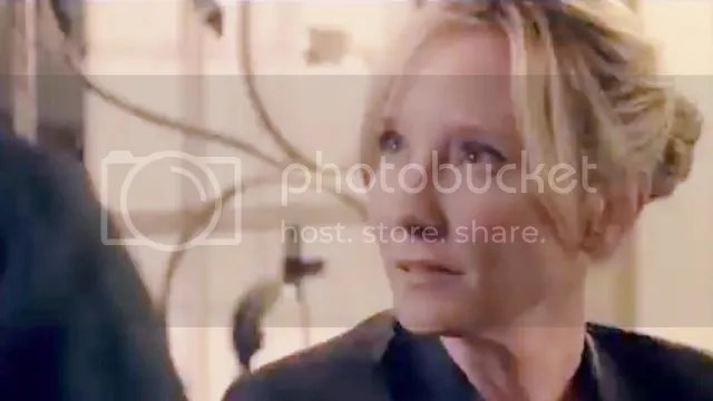 Heche plays the head of the FBI office in Jerusalem