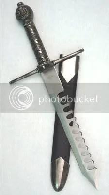Medieval Sword Breaker