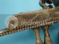 Gun Katar - Engravings