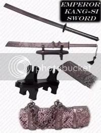 Emperor Kang-Xi Sword