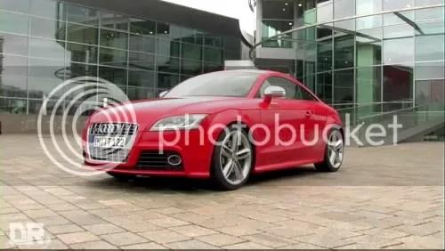 Audi TTS Video