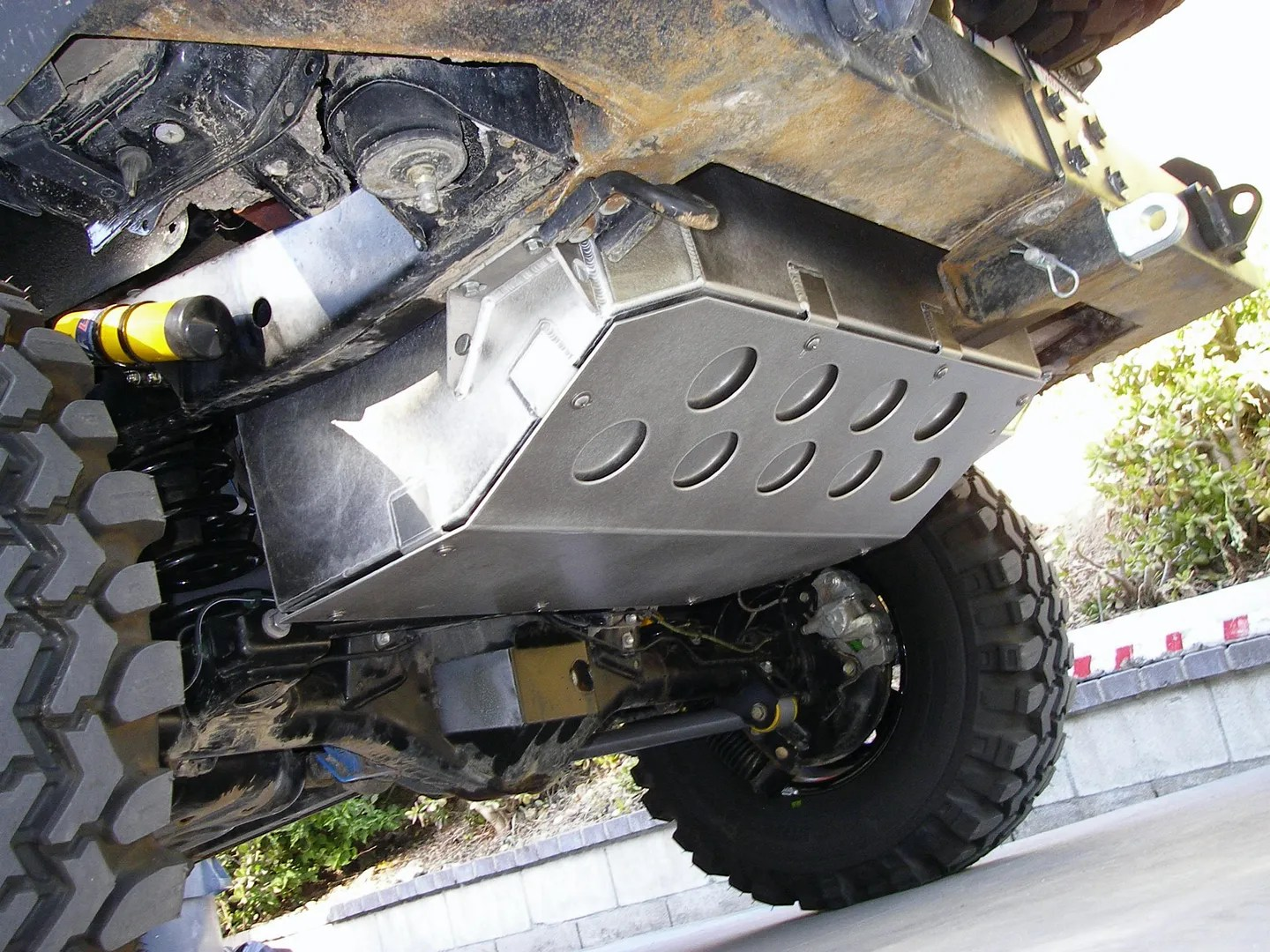 Fj Cruiser Auxiliary Fuel Tank Gt Installed Page 14