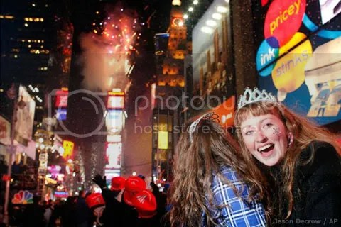 New Year Eve in New York