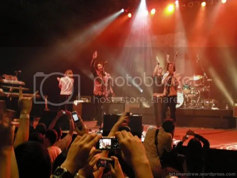 Switchfoot LIVE in Malaysia