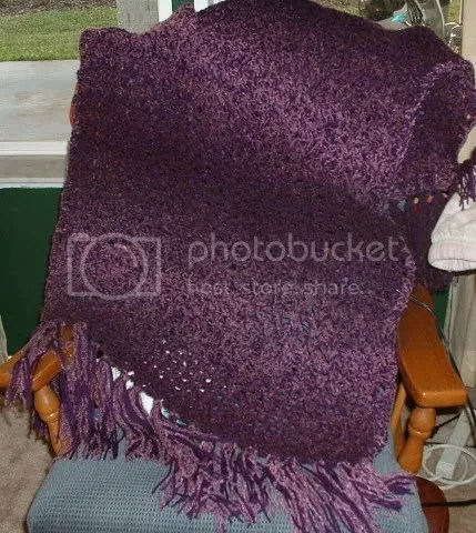Afghan for Auction