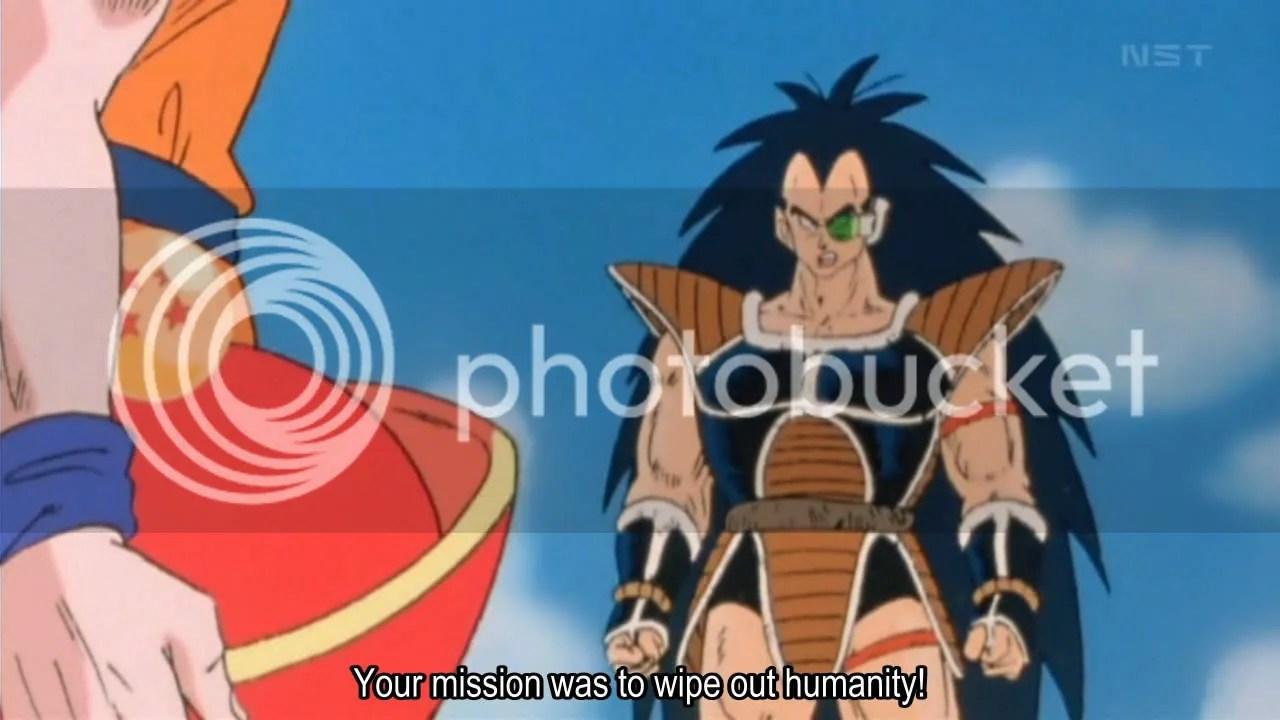 Not the Last Son of ...vegeta?