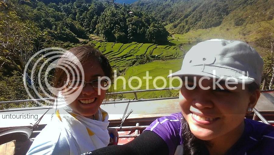Toploading in Cordillera