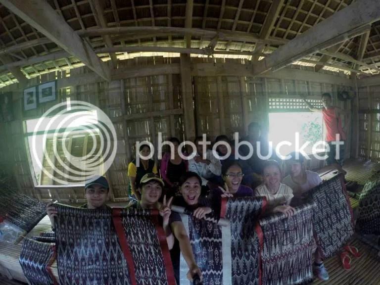 Lang Dulay's workshop, Lake Sebu