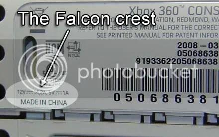 voltaje falcon