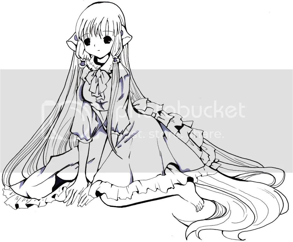 Chi Chobits Color Photo By Auraheart