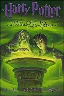 harry potter,book 6,half blood prince