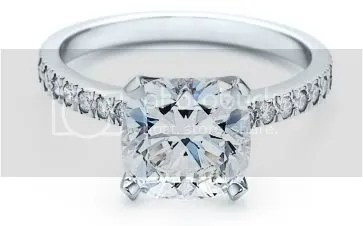 Tifanny Novo Engagement Ring